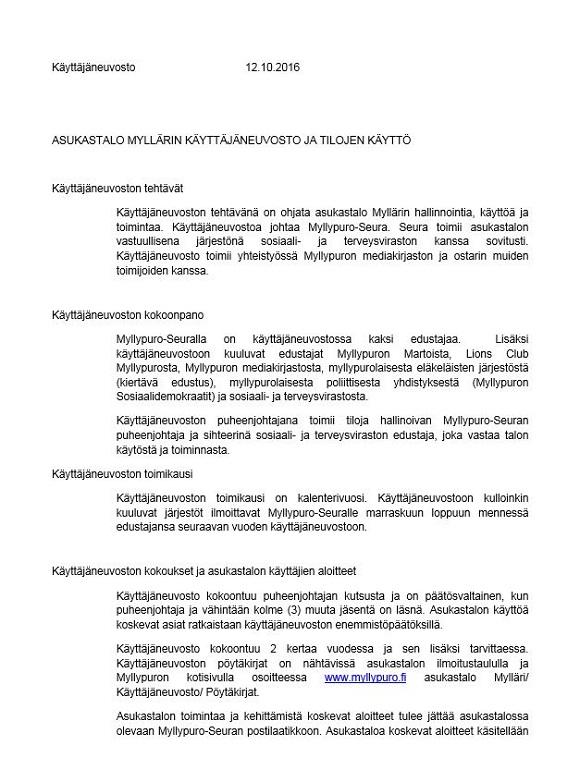 käyttäjäneuvosto sivu 1