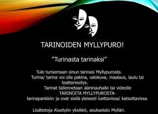 Tarinoita Myllypurosta mainos 5.9.2016