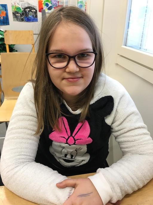 Riitu Kivisaari 5A