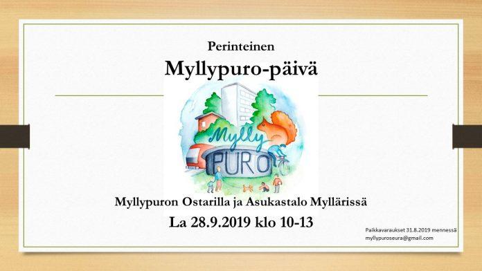 Myllypuro päivä 2019